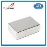 10000 Gauss Block Neodymium Permanent Magnets Sintered NdFeB N35 N45 N52