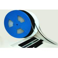 8 - 104mm PC & PS & PET Embossed carrier tape with transparent / black Manufactures