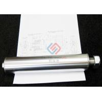CK45 Hydraulic Piston Rod / Heating Treated Plated Printing Press Rollers Manufactures