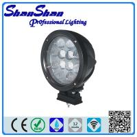 7 inch 60W 9-80V Cree LED Work Light for Truck/accessories for renault megane Manufactures