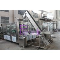 Non Gass Liquid Bottle Filling Equipment 7.5kw 3200 * 2580 * 2000 Manufactures
