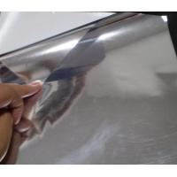 hot sale Silver Chrome Vinyl Wrap Manufactures