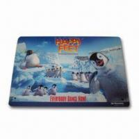 2 Functions Chopping Mat/Placemat, Made of PP, Customized Colors, Designs, and Sizes are Accepted Manufactures