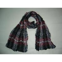 Fashion Checked Viscose Scarf Manufactures