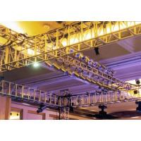 large aluminum concert lightting truss for large event stage trusses system dj truss Manufactures