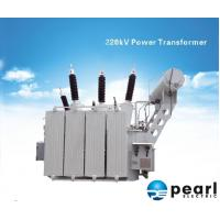 33 ~ 220kV,  Oil Immersed Power Transformer,  CE KEMA Certification Manufactures