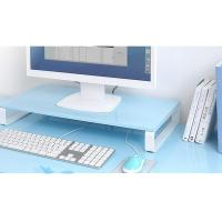 Small Adjustable Monitor Riser Stand , Computer Monitor Desk Riser Manufactures