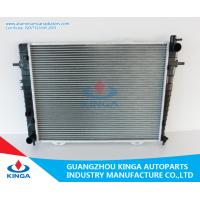 Auto Parts Automotive Radiators For Hyundai TUCSON ' 04 OEM 25310 - 2E570 / 2E550 MT Manufactures