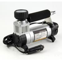 Portable Car Air Compressor With Cigarette Lighter 140PSI Car Pump Manufactures