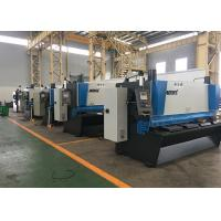 Hydraulic Metal Plate Shearing Machine With Back Gauge Manufactures