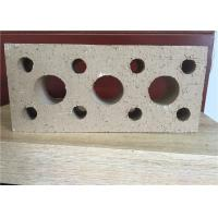 low water absorption hollow clay brick , hollow building blocks for walls