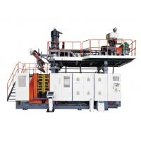 China High Output Stretch Blow Moulding Machine , Bottle Blow Molding Machine For Divided Blocks on sale