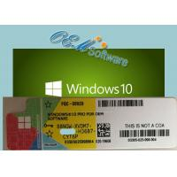 Fast Delivery Windows 10 Professional License Key Online Activation Digital Key Manufactures