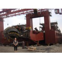 China Leader Dredger Hydraulic Cutter Suction Dredger Enveironment Remediaton Solution on sale