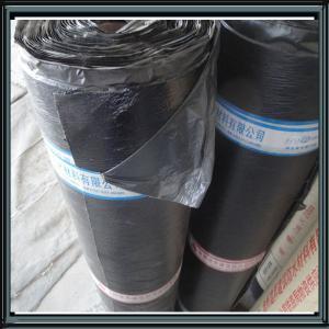 China Self adhesive bituminous waterproofing membrane on sale