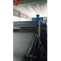 China High Stndard 3m Nonwoven Production Line For Geotextile Filter Fabric Making on sale