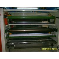 Quality 380V / 50HZ Glass fiber fabric Laminating Machine for water glue / solvent base for sale