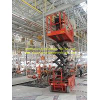 14m Self Propelled Electric Man Lift with Hydraulic system Manufactures