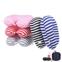Buy cheap Ergonomic Memory Foam Neck Pillow Support Soft Foam Travel Rest Anti - Snore from wholesalers