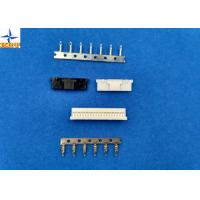 UL94V-0 Wire Board Connector , 1 Row Circuit Wire Connectors With Lock / Bump A1253HA Manufactures