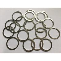 China Double-layer snap rings flattened steel wire spiral retaining ring for hole on sale