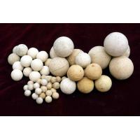 Castable Bubble Alumina Refractory Balls For High Temperature Furnace Manufactures