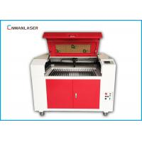 6090 80w CO2 Laser Cutting Machine For Wood Fabric Acrylic Leather MDF Plywood Manufactures