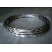 ASTM A269 Seamless Stainless Steel Coiled Tubing Cold Drawn / Bright Annealed Manufactures
