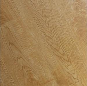China HDF 12mm EIR Oak Light white double click mdf laminate flooring on sale
