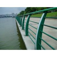 Express Way Steel Frame Structure  Q345 CZ-HW Bridge Railings / Handrails Q235
