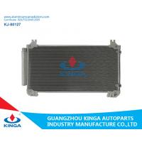 88460-0d310 Auto AC Condenser Air Conditioner for Toyota Yaris 14- 12 Months Warranty Manufactures