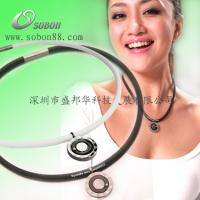 China Energy Balance 100% Titanium 316L Stainless Steel Jewelry for Promotion Gifts on sale