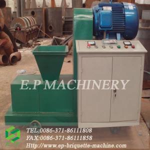 Charcoal Briquette Making Machine For Farm Waste Manufactures