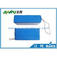 10Ah 12 volt Lithium ion Battery 18650 / 12v Li ion Battery Pack UN38.3 IEC62133 Approved Manufactures