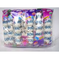 Bread Shape White Colored Marshmallow Candy 5pcs In One Bag OEM Manufactures