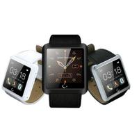 2015 New 1.54 inch smart watch shenzhen U10L android 4.4 smart watch heart rate monitor Manufactures