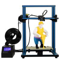 Buy cheap HICTOP 12V 3D Printer Prusa I3 Pre-assembled Aluminum Large Print Size from wholesalers