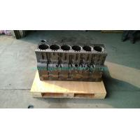 Komatsu 6d114 Engine Cylinder Block And Head High Corrosion Resistance Manufactures
