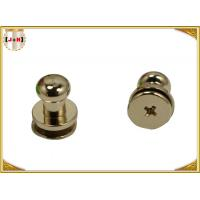 Custom Metal Hardware For Bags / Handbags , Leather Purse Handles And Hardware Manufactures