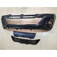 Buy cheap ABS Material Auto Body Kits Front Bumper Guard For Toyota Hilux Rocco from wholesalers