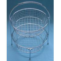 Quality fruit basket for wire metal for sale