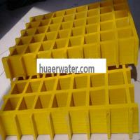 China Wholesale Corrosion/Chemical resistant frp molded grating, FRP GRP grating on sale