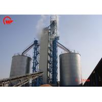 Fully Automatic Control Corn Dryer Machine 200 Ton Capacity Corn Raw Material Manufactures