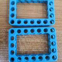 China Lego Toys Parts Plastic Moulding Parts Blue Color With Long Service Life on sale