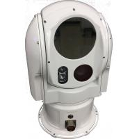 Electro Optical Uncooled Green LWIR Thermal Camera System Vehicle borne IR TV LRF Manufactures