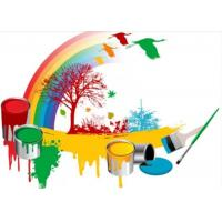 Color Multi-Effects Anti Corrosion Exterior Wall Paint Waterproof Acrylic Paint Manufactures