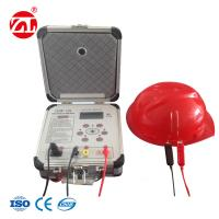 GB / T 2812-2006 High Output Power Safety Helmet Testing Machine Anti - Static Tester Manufactures