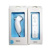 Quality New Nintendo Wii Wiimote Controller Remote + Nunchuk for sale