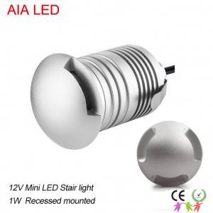 3W outdoor IP67 modern LED spot light/LED stair light/LED inground light for stadium Manufactures