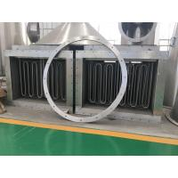 Buy cheap Stainless Steel Heat Recovering System for dryer / granulator from wholesalers